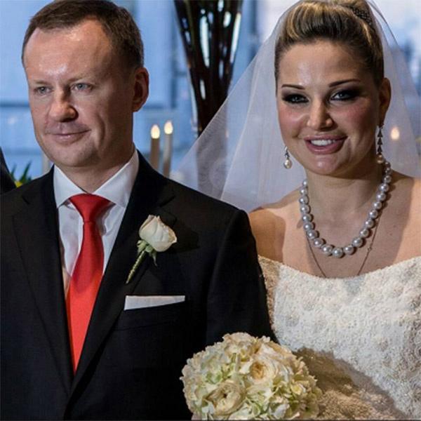Денис Вороненков и Мария Максакова два года назад сыграли пышную свадьбу