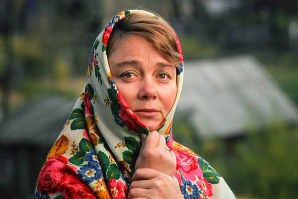 Нина Дорошина в фильме «Любовь и голуби»