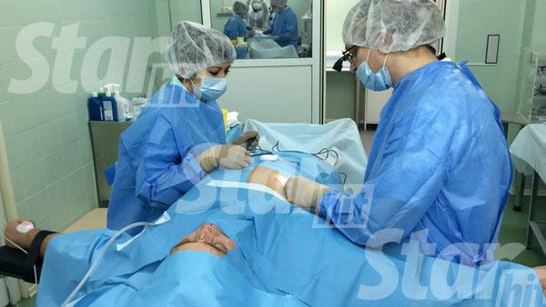 Материал для ринопластики врачи взяли из ребра Рустама