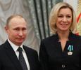 Владимир Путин помог Марии Захаровой завоевать авторитет дочери