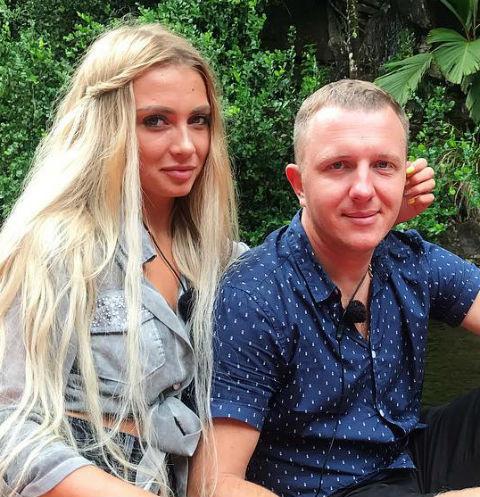Маргарита Ларченко и Илья Яббаров
