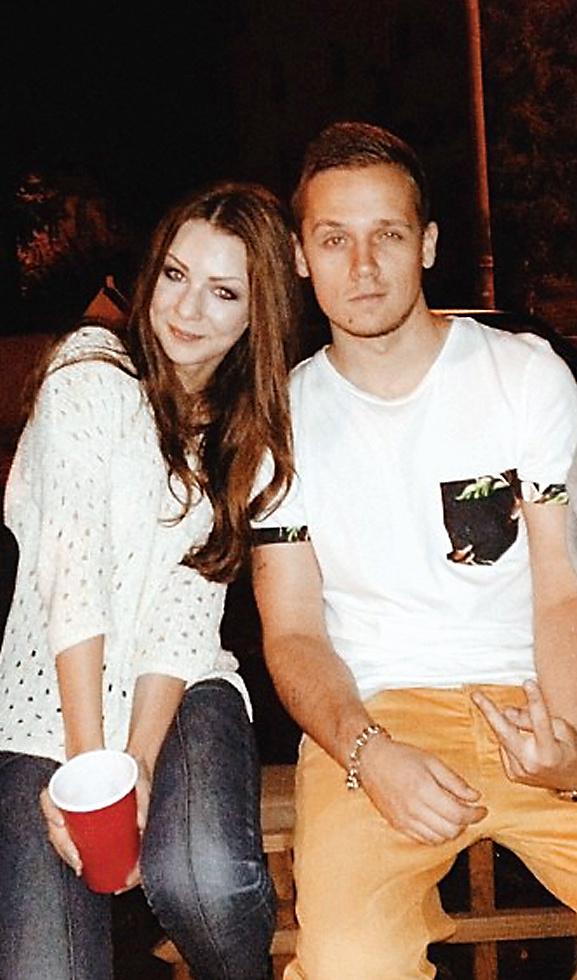 Бойфренду Елизаветы Олегу неприятны разговоры о романе его девушки с Серовым