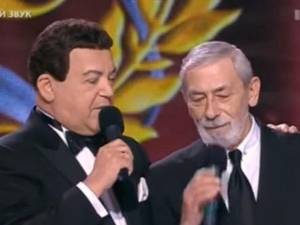 Кобзон и Кикабидзе были друзьями на протяжении полувека