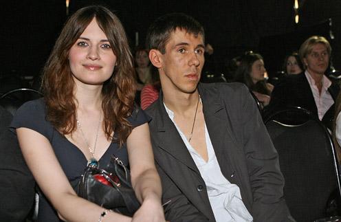 Юлия Юдинцева и Алексей Панин