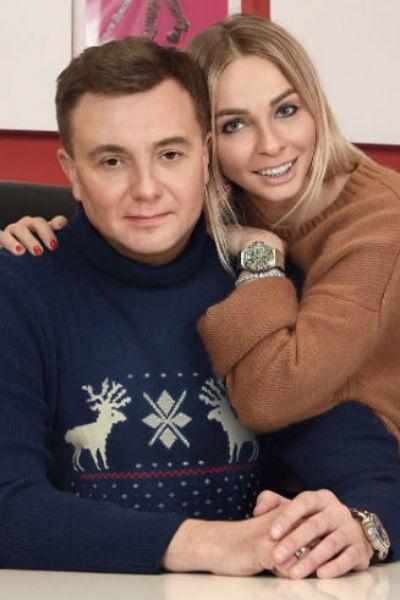 Алексей Михайловский и Наталья Варвина