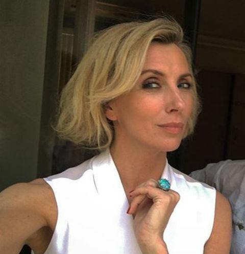 Светлана Бондарчук распрощалась с волосами в Каннах