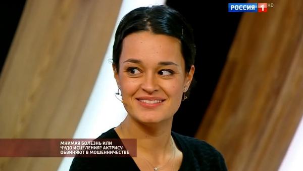 В декабре прошлого года Стелла рассказала свою историю в эфире телешоу