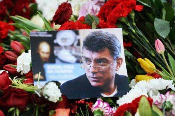 Борис Немцов погиб в феврале 2015 года