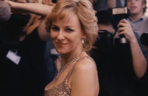 Наоми Уоттс в роли принцессы Дианы
