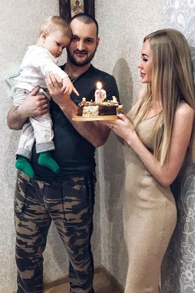 Алексей очень дорожит отношениями с сыном