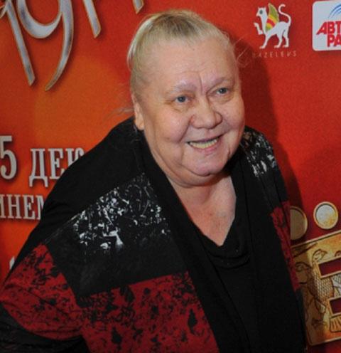 Галина Стаханова