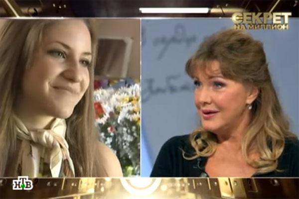 Внучка Елены Прокловой Алиса не стремится общаться с ней