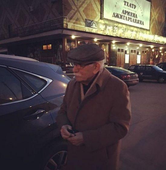 Сейчас Армен Борисович восстанавливается в санатории