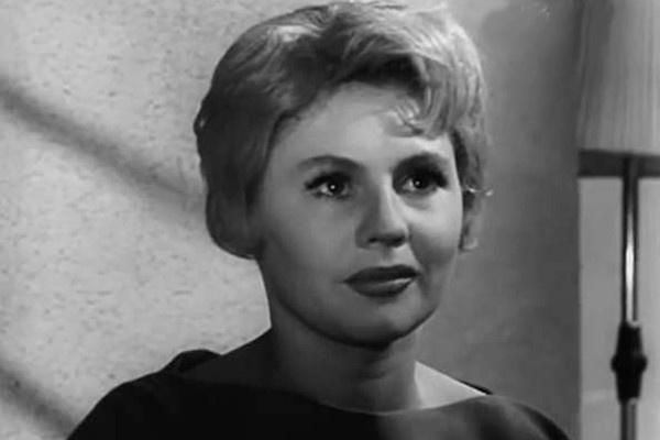 Нина Гуляева была популярной актрисой в 50-60-е