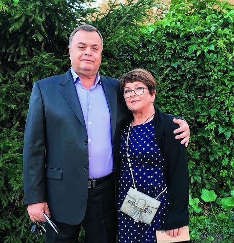 Владимир Фриске признает, что не смог найти общий язык с гражданским мужем дочери