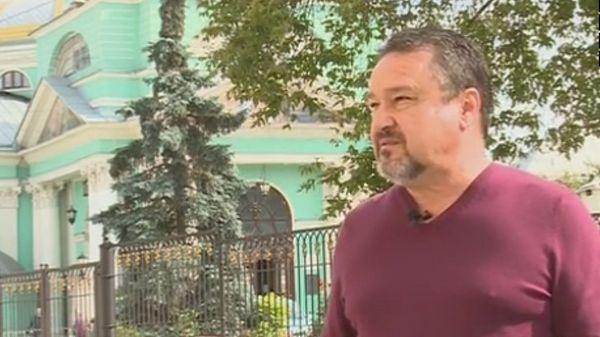 Отец Стеллы Барановской Станислав Кантеладзе
