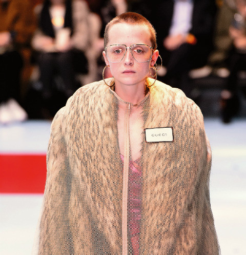 Представители знаменитого Модного дома подписали с 22-летней россиянкой контракт на год