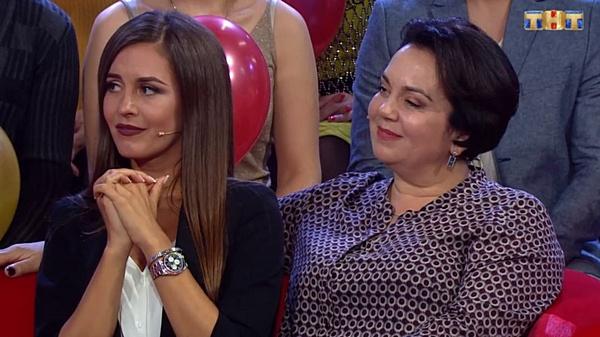 Сестра и мама теледивы