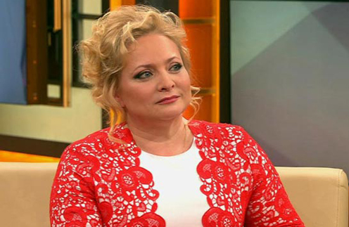 Светлана Пермякова на программе «Наедине со всеми»