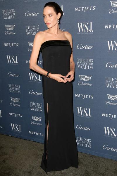Сейчас Анджелина посвящает себя творчеству, воспитанию детей и благотворительности