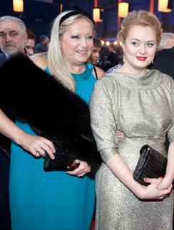 Анна и Татьяна Михалковы