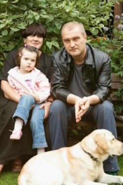 Балуев благодарен супруге за то, что она подарила ему дочь