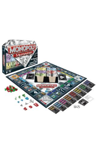 Настольная игра «Монополия», от 2500 руб.