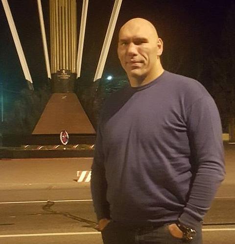 Николай Валуев признался, что унего опухоль мозга