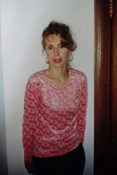 Людмила Мосейко во времена работы во «Взгляде»