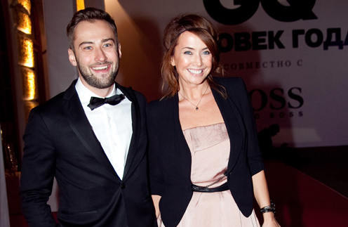 На церемонию вручения премии журнала GQ в сентябре прошлого года Жанна и Дима пришли вместе