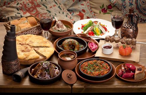 Шеф-повар сети ресторанов «ДжонДжоли» будут угощать новогодними изысками