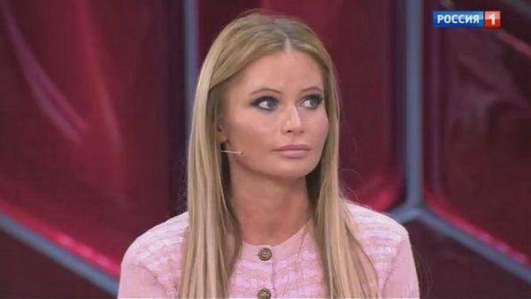 Дана Борисова постепенно возвращается к работе