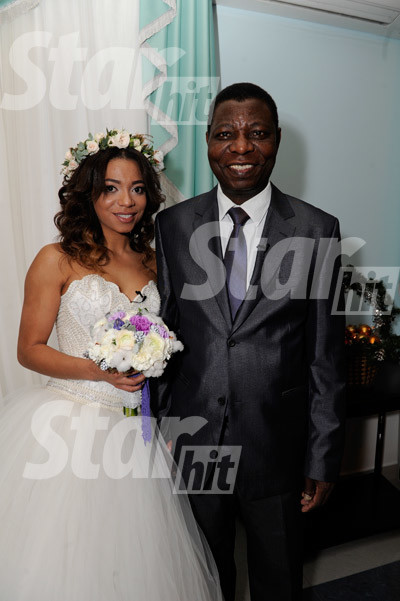 Фото свадьба либерж кпадону