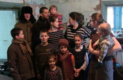 Семья Ойгена Мартенса не смогла прижиться в Кыштовке