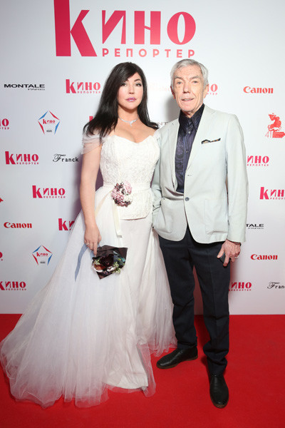 Юрий Николаев впервые пришел на светское мероприятие после госпитализации