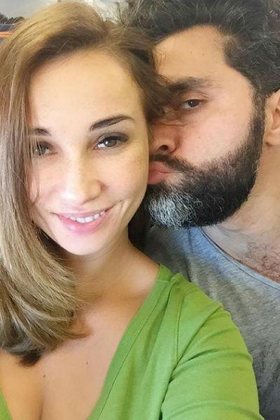 Супруги устроили в США романтический отдых