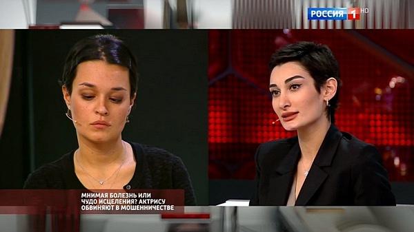 В эфире ток-шоу Стелла Барановская встретилась с обидчицей лицом к лицу