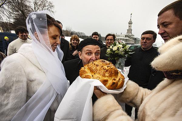 Наталья и Виктор обвенчались спустя 19 лет после знакомства – 8 февраля 2009 года