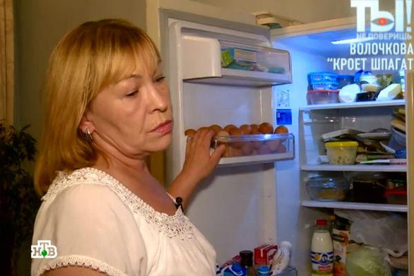 Домработница трудилась в доме Волочковой десять лет