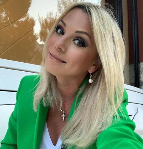 Ирина Салтыкова: «Курю и пью!»
