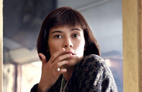 Благодаря своей умной и красивой жене (Клавдия Коршунова) Зотов избежит расстрела