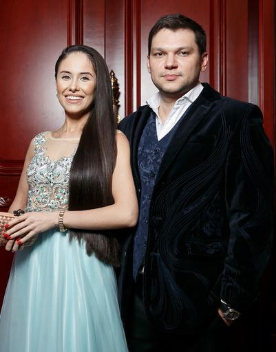Илана Юрьева и Дмитрий Дылдин