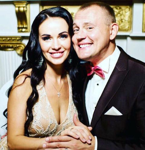 Евгения и Степан Меньщиковы