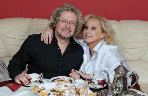 С супругом – телеведущим Андреем Биллем – Лора Квинт живет уже 23 года