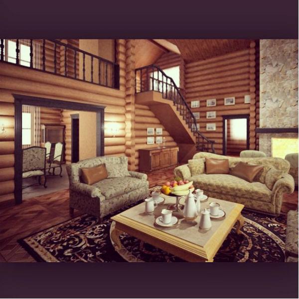Так выглядит идеальный дом по мнению Марии Кожевниковой