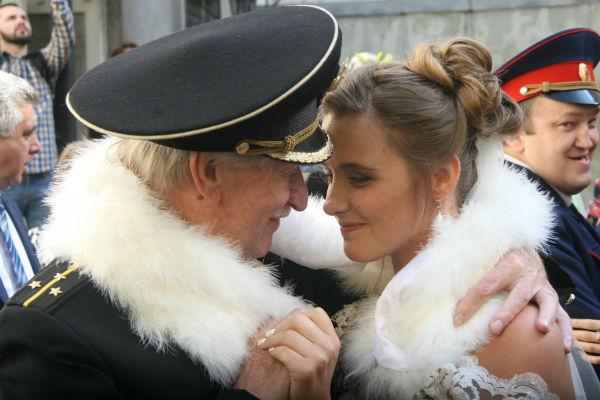 Иван Иванович и Наталья поженились год назад