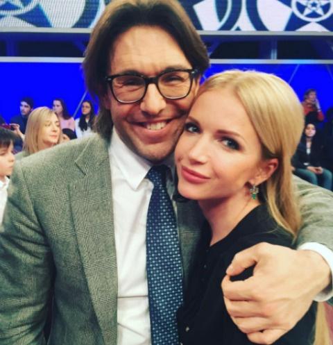 Андрей Малахов и Юлия Михальчик