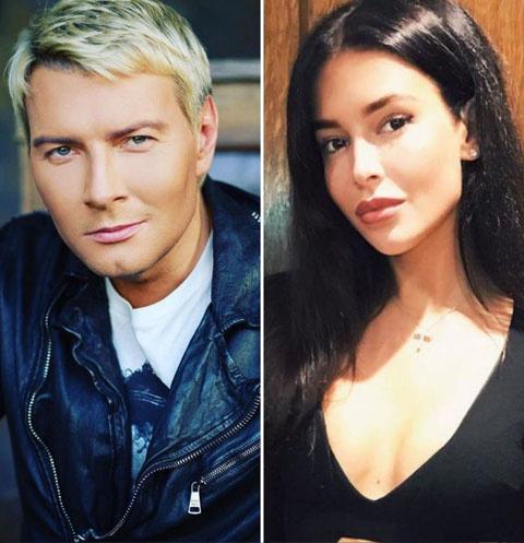 Николай Басков и София Никитчук