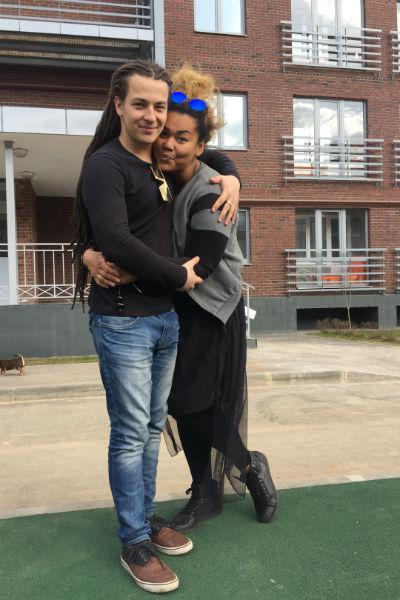 Корнелия и Богдан ждут, когда въедут в новую квартиру