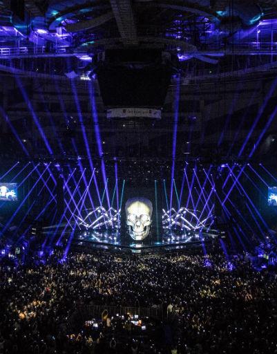 Полчаса после окончания концерта зрители не отпускали Барских
